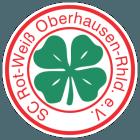 Vereinswappen Rot-Weiß Oberhausen